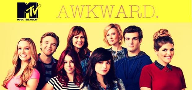 Awkward copertina