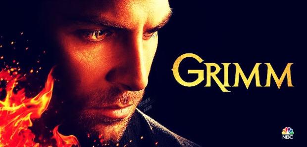Grimm copertina