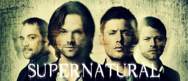 supernatural copertina
