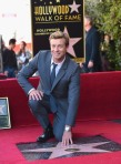 Simon Baker Honored On The Hollywood Walk Of Fame