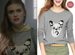 gap-Gray-Frenchie-Intarsia-Sweater-holland-roden-teen-wolf