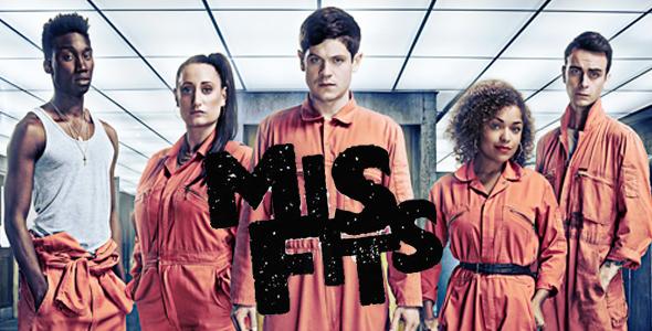 misfits stagione 3