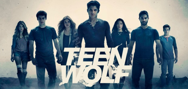 teenwolf copertina