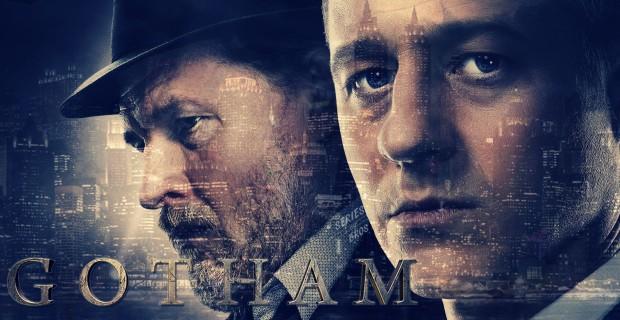 Gotham copertina