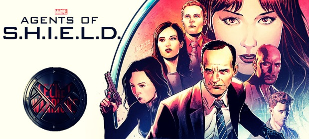 agents of shield copertina