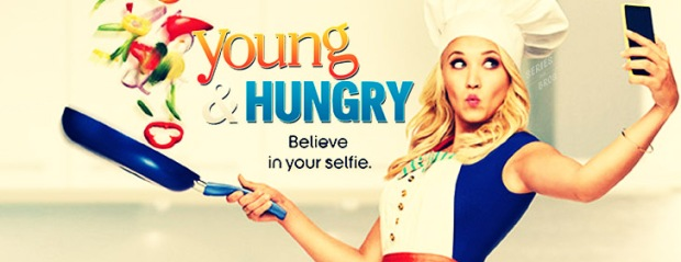 young and hungry copertina